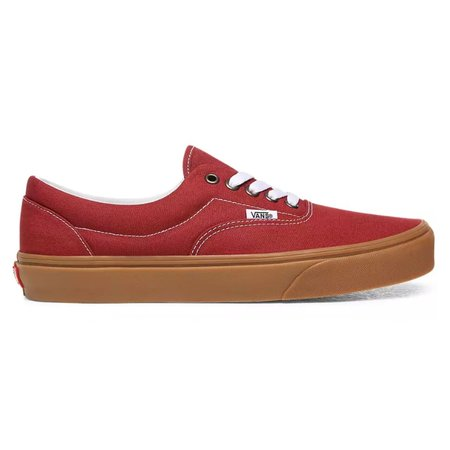 Vans GUM ERA SHOES - Rosewood/True White