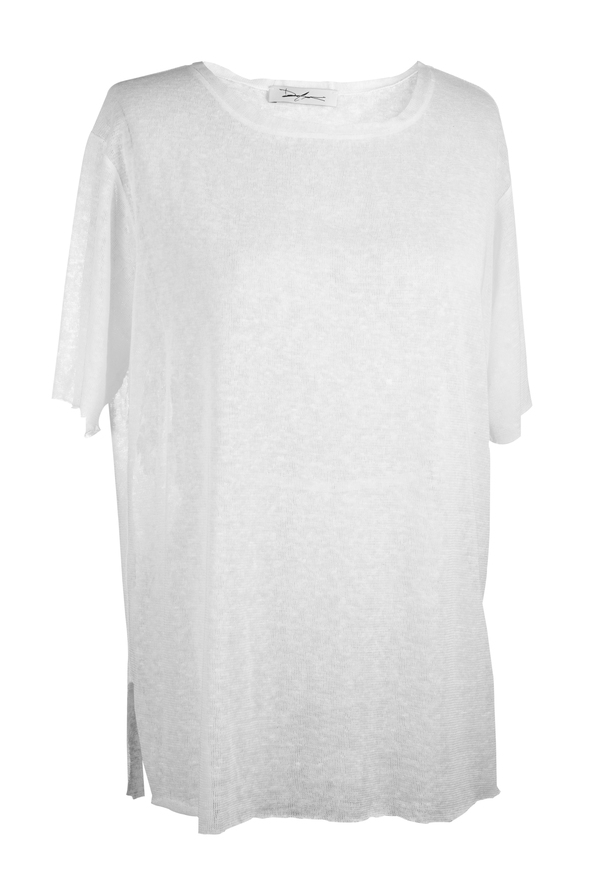 Unisex Devlyn van Loon Limited Edition Linen Knit T