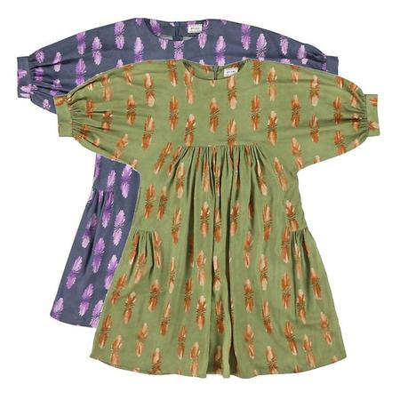 KIDS Morley Child Maude Flame Print Dress