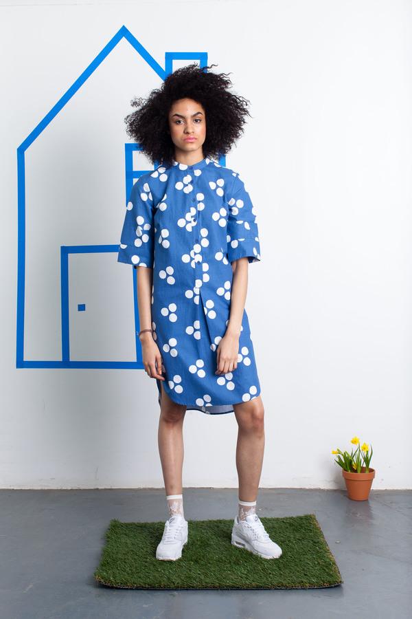 Apiece Apart Leandro Shirt Dress
