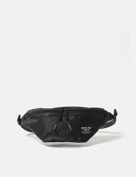 Master-Piece Rush Waist Bag - Black