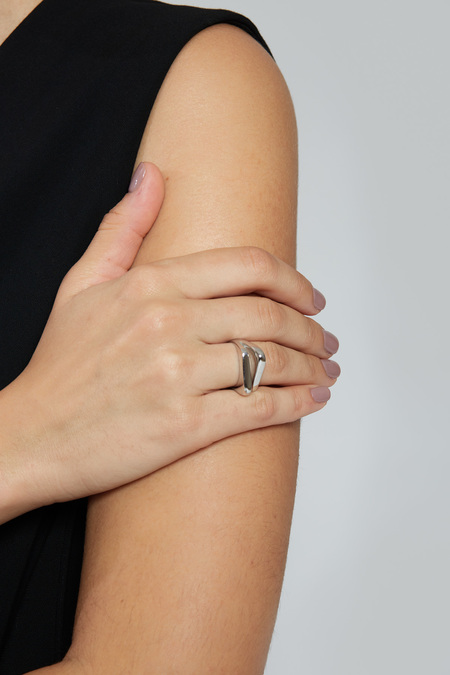 LAU 20.04 Rings - Silver
