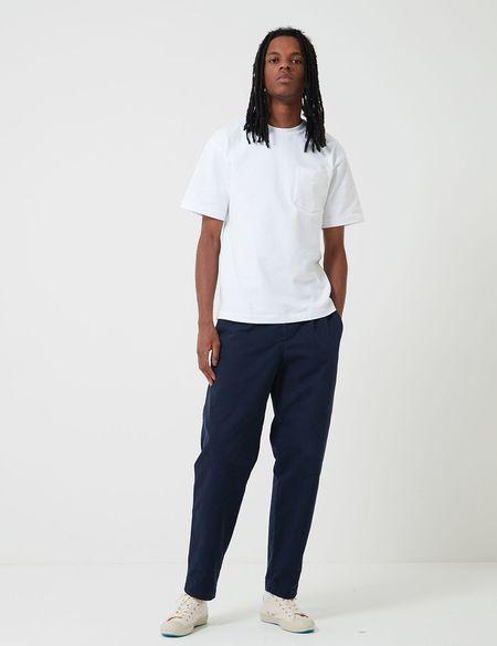 Bhode Everyday Pant - Navy Blue
