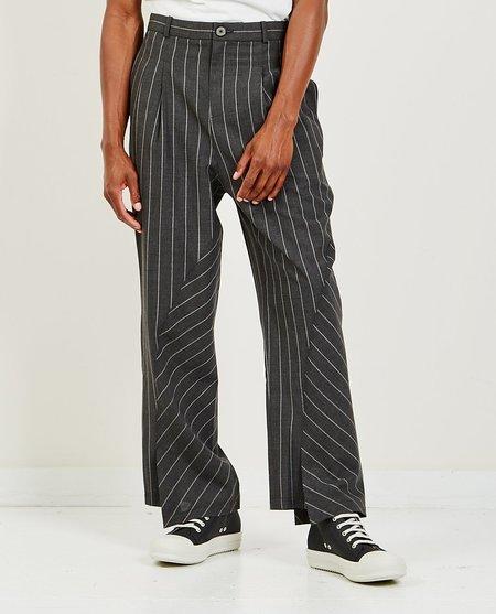 Ne.Sense Mich Diagonal Trouser - Grey