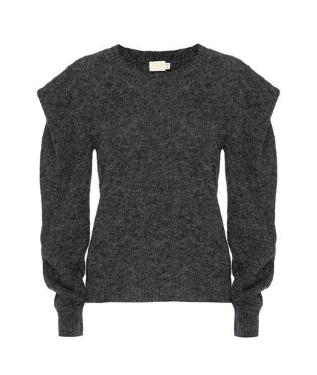 Nation Ltd Viki Sweater - Charcoal