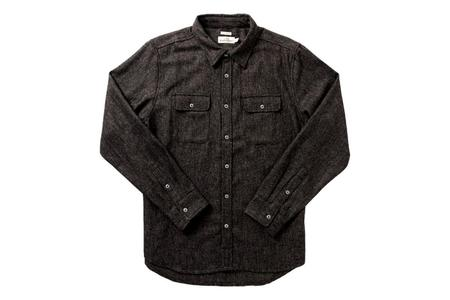 Bridge & Burn Cole Shirt - Black Multi