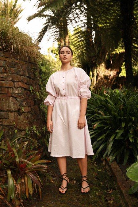 Mane Project Reversible Isla Dress - Pink