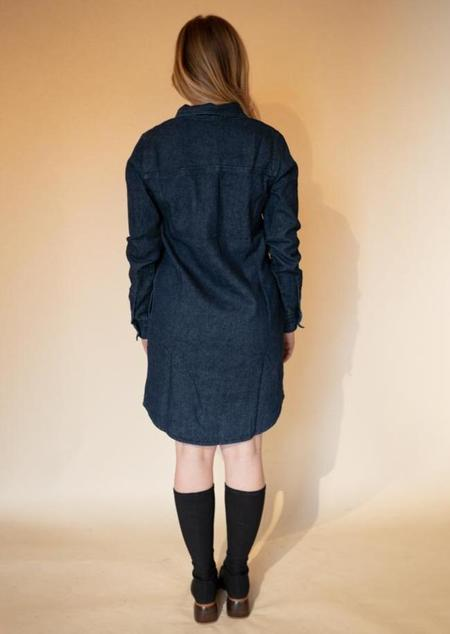 United By Blue Recycled Denim Dress