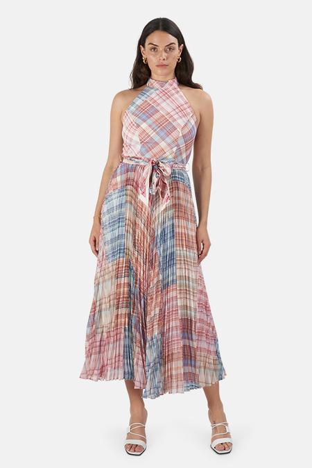 Zimmermann Charm Sunray Picnic Dress - Patch Check