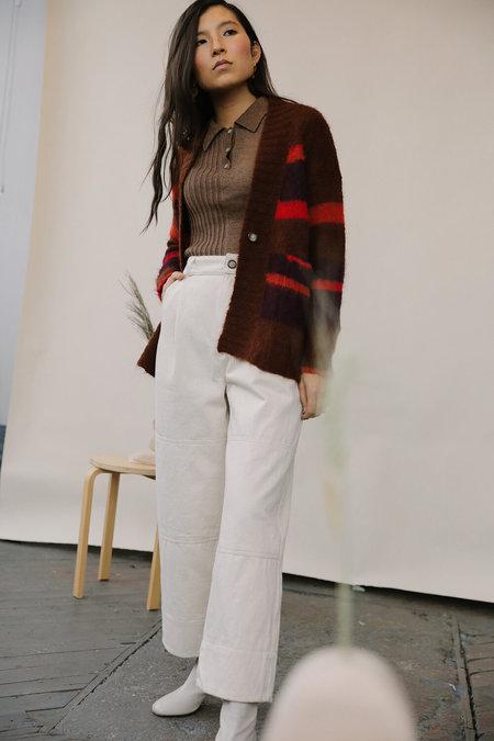 Kordal Gina Striped Cardigan