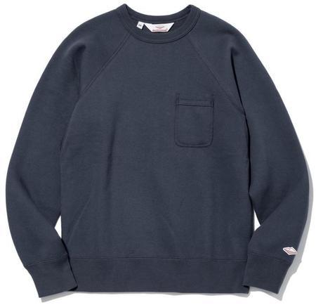 BATTENWEAR Reach Up Sweatshirt - Midnight Navy