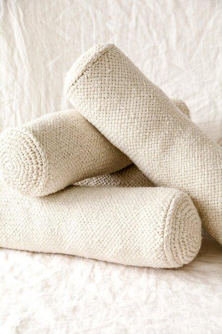 Monte Bolster Cushion #10 - Natural