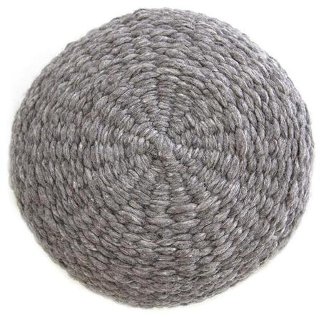 Pampa Monte Cushion #4 - Grey