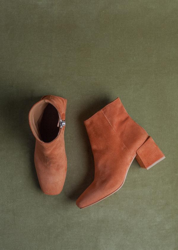 LoQ Lazaro Boot - Brandi