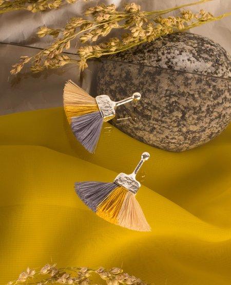 ORA-C LOREN Earrings - silver