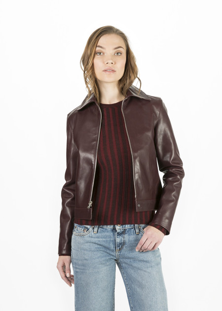Simon Miller Lone Leather Jacket