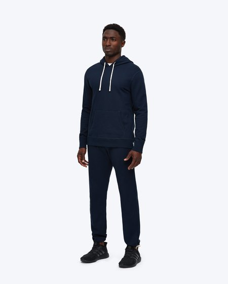 Reigning Champ Midweight Terry Pullover - Navy