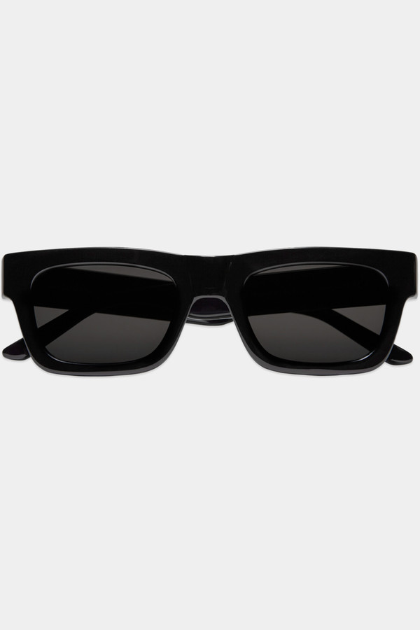 Sun Buddies Acetate Greta Sunglasses - Black