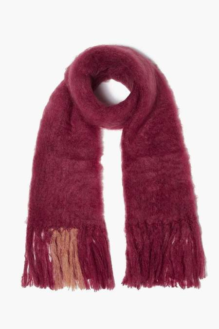 Chan Luu Mohair scarf - pomi