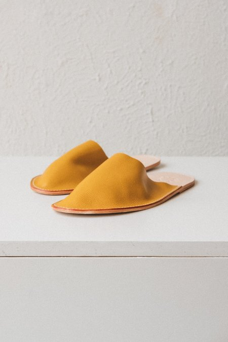 UNISEX LINDQUIST HOUSE SHOES - YELLOW