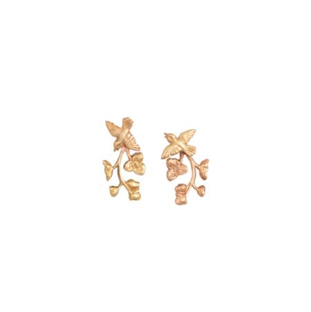 We Dream in Colour Lark Earring - Gold