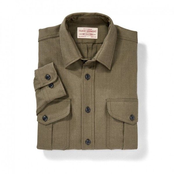 Men's Filson Northwest Wool Shirt