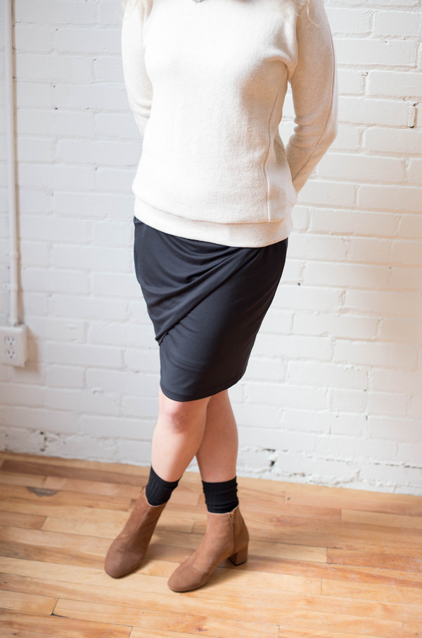 Eve Gravel Grande Ourse Skirt
