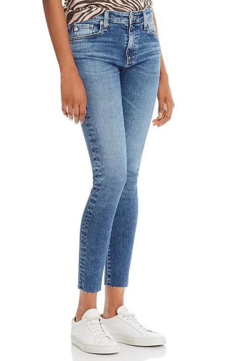 AG Jeans Farrah Skinny Ankle denim - 12 years Fluid