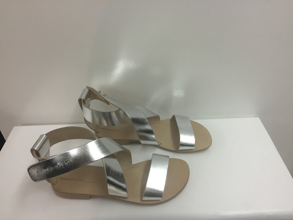Intentionally Blank RIVE Sandal in Silver