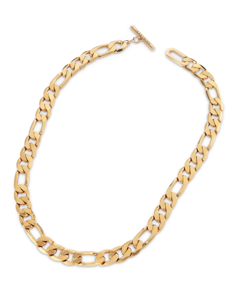 Jenny Bird Landry Chain Necklace - Sterling silver/Brass