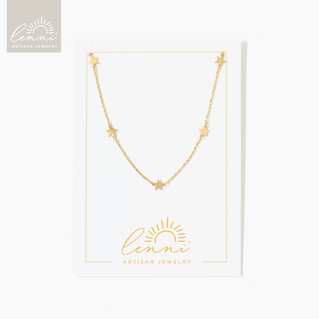 Lenni and Co Star Necklace