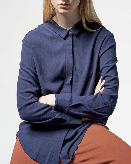 Wemoto Gill Shirt - Navy