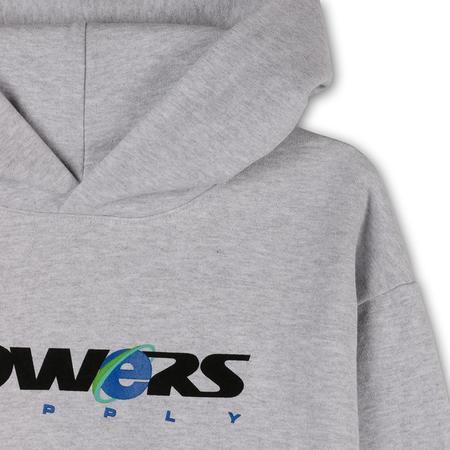 Powers Explorer Pullover Hoodie - Light Heather Grey