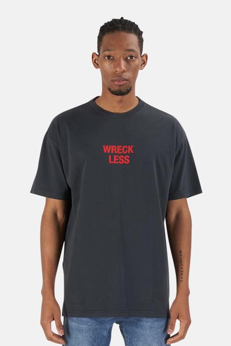 Ksubi Revolution Tee Shirt Pants - Black
