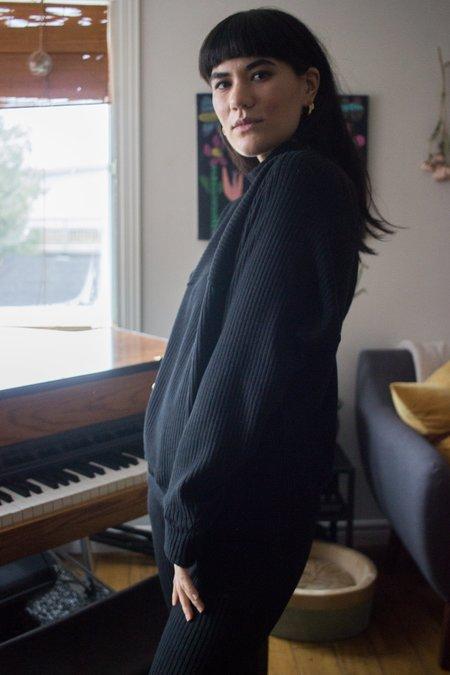 Odeyalo Marcus Sweater - Black