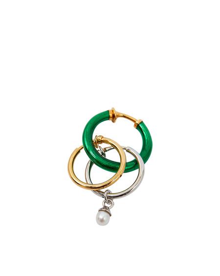Panconesi Hoop Earrings