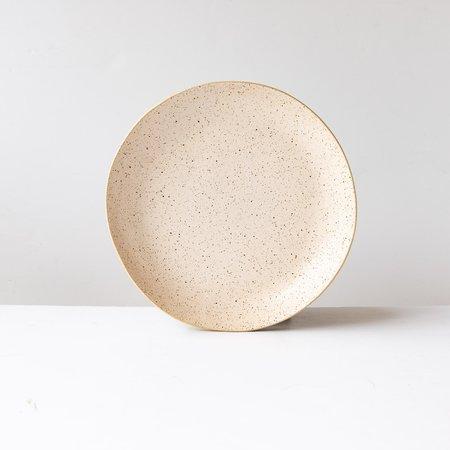 Lola Cera Large Freckled Plate
