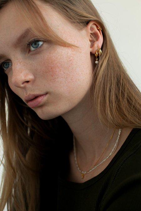 BRIE LEON Micro Sleeper Earrings