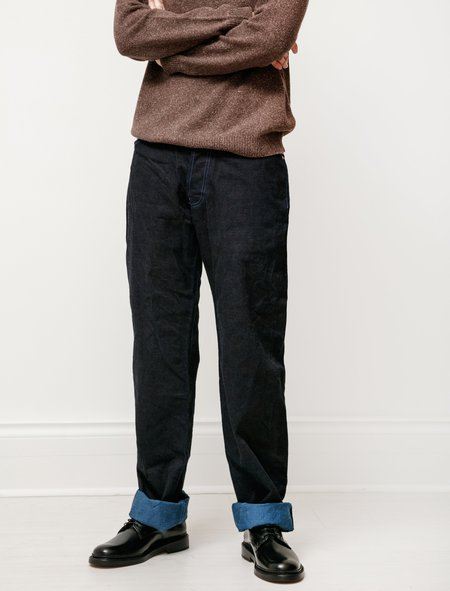 Tender Ten Years 132 Selvage Jeans - Blue