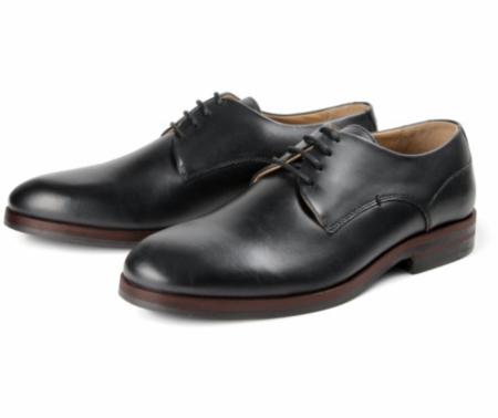 Hudson London Enrico Shoe - Black