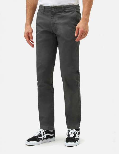 Dickies Kerman Skinny Fit Pant - Charcoal Grey