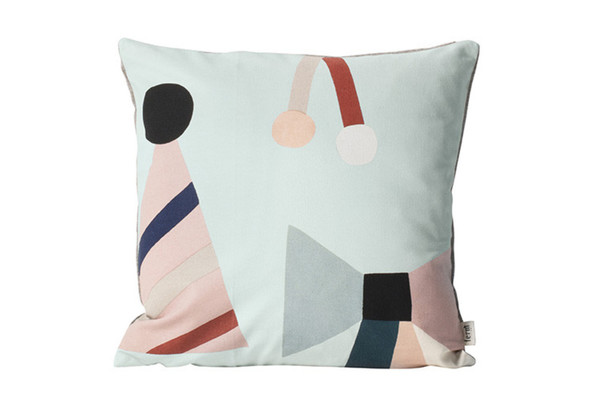 PARTY CUSHION (VARIOUS COLORS)