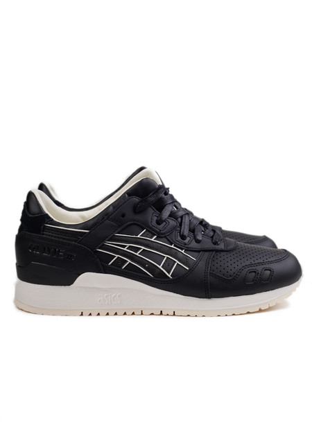 Men's ASICS Gel-Lyte III Black/Black H6S3L