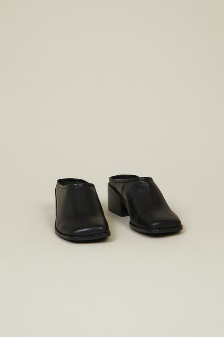 """INTENTIONALLY __________."" Something Good Mule - Black"