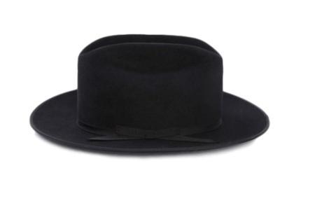 STETSON Open Road Royal Deluxe Hat - Black