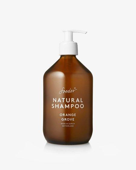 Soeder Natural Shampoo - Orange Groove