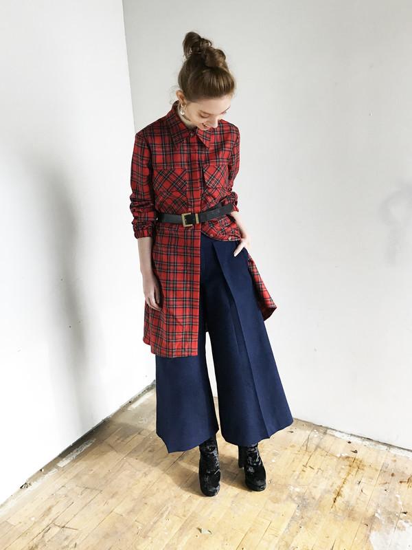 Eliza Faulkner Jesse Shirtdress
