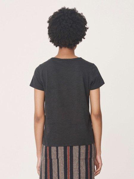 YMC Day Organic Cotton T-Shirt - Black