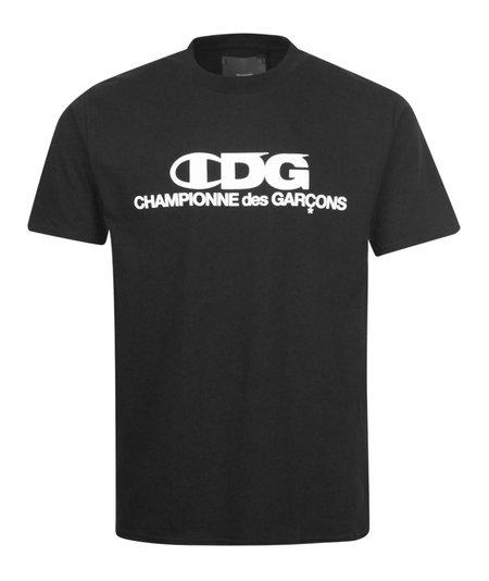 Kustom London CDG T-Shirt - Black