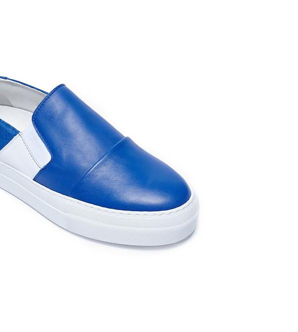Public School Blue Bao Bei Sneakers